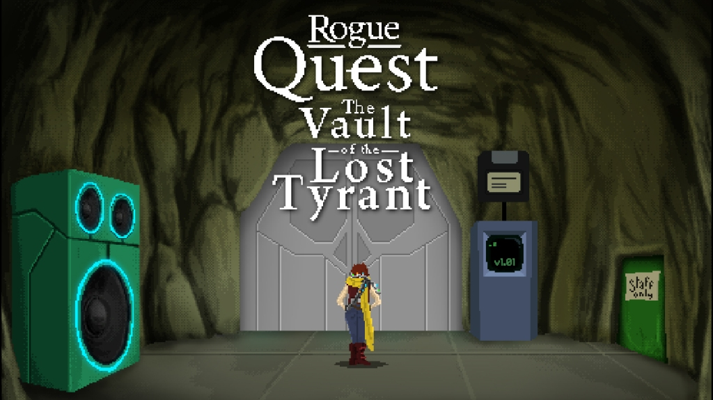 Rogue Quest Indie game Five senses reviews