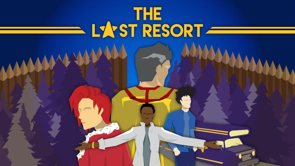 Paris games week The last resort Five senses reviews