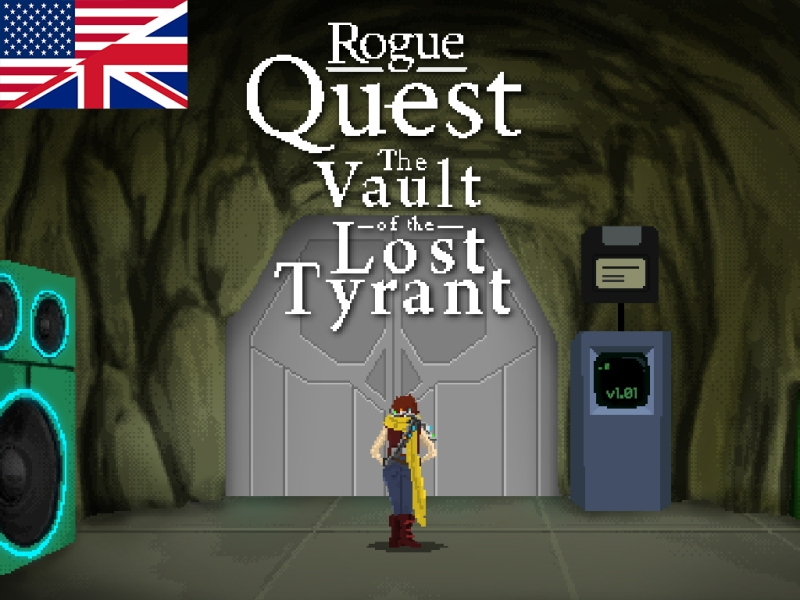 Rogue Quest Indie game Indie Watch EN