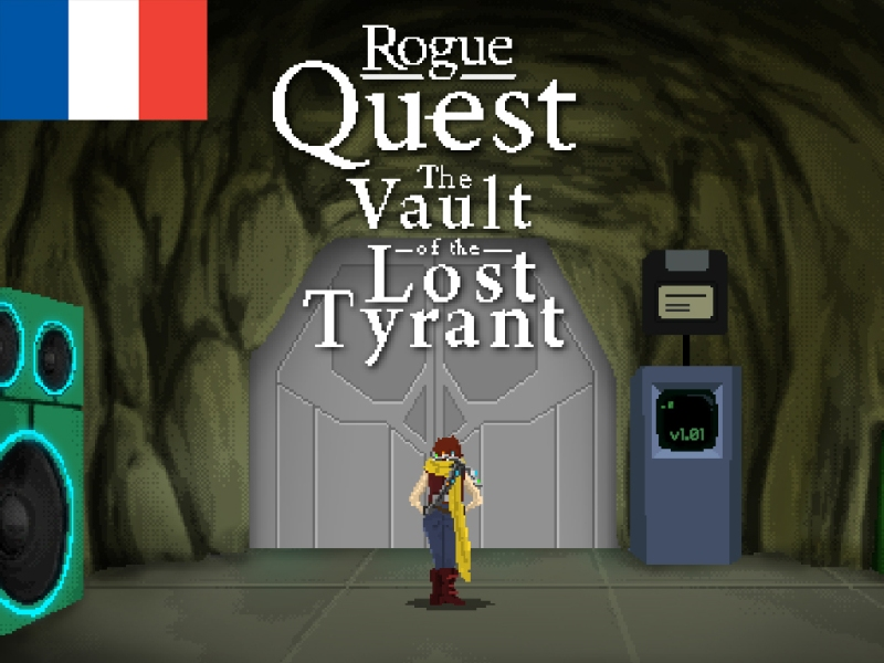 Rogue Quest Indie game Indie Watch FR